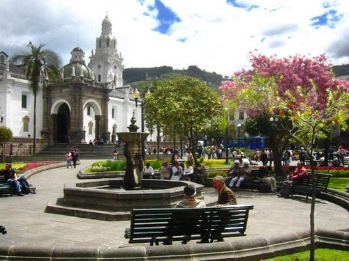 Plaza de la Independencia, Quito