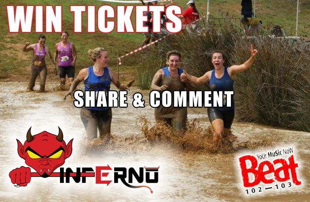 We've got tickets for Inferno up for grabs!! Just share and comment to enter! For more visit Inferno.ie.
