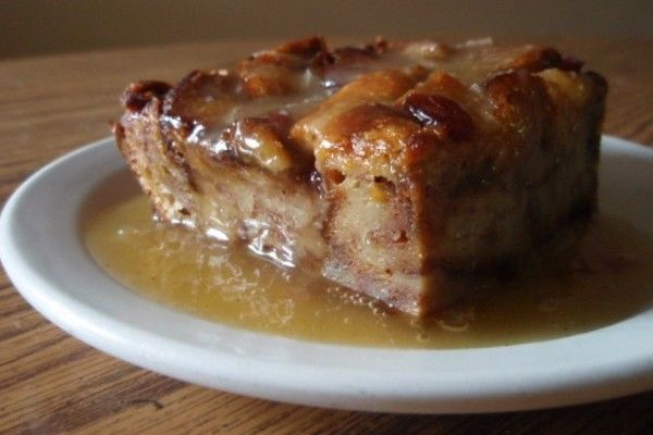 Bread Pudding with Whiskey Sauce | Dessert | Pinterest