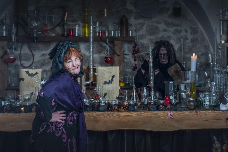 Kadaň a čarodejnické muzeum
