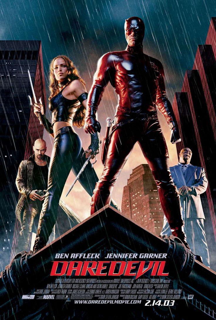 daredevil   Daredevil (2002) - Les affiches du film