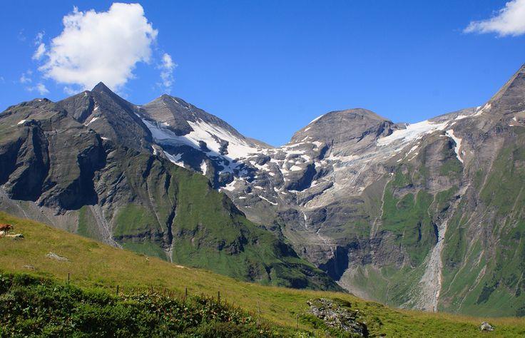 Hohe Tauern i Østrig. Overvældende smukt!
