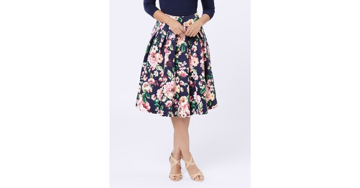 Review Australia - Clementine Skirt Navy