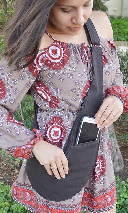 Check out our new cloth styles! All the same pockets and features as the leather bags, but made from a machine-washable fabric. On sale for only $59, but quantities are limited.   Shop for this Reversible All Brown Cloth Sash Bag now!   http://www.thesashbag.com/