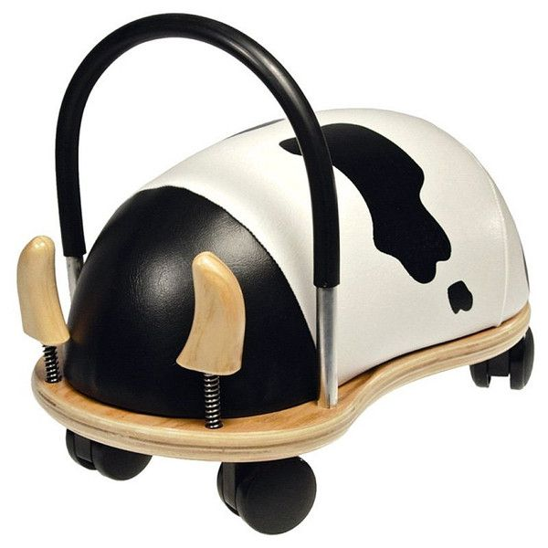 Wheelybug Cow Ride-on Toy (Small)