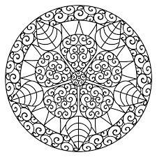 27 mejores imgenes de Mandalas para colorear en Pinterest