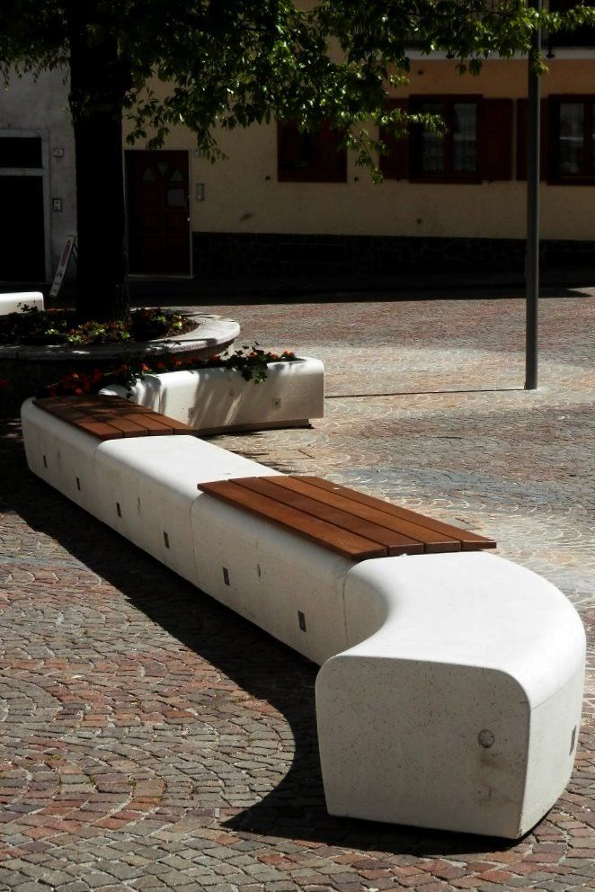 Onda Street furniture www.marshalls.co.uk | Benchs ...