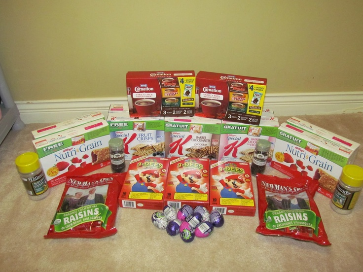 Shopping for Coupons (and why I always check the clearance aisle)    Total Paid $28.31 (~56% savings)