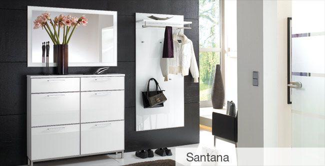 Billig garderobe santana