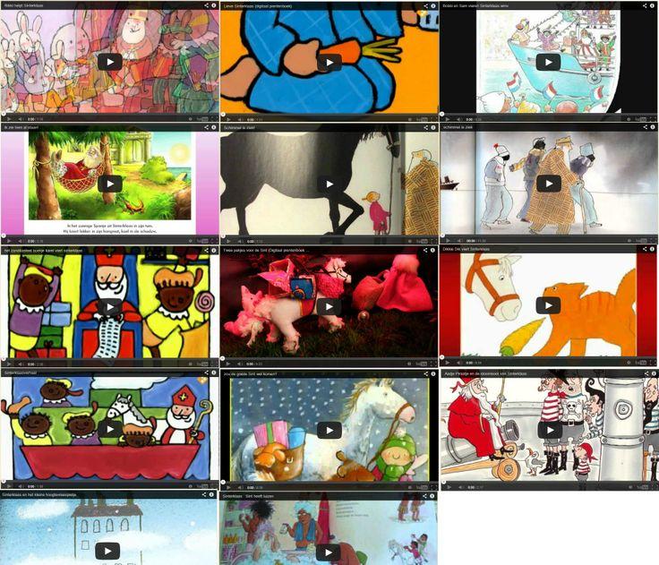 Veel digitale prentenboeken bij elkaar. http://digibordonderbouw.nl/index.php/themas/sinterklaas/groep1/boek