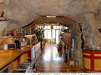 Cave House, Bisbee, Arizona