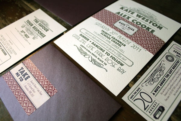 art deco invitations_wedding stationery (5)