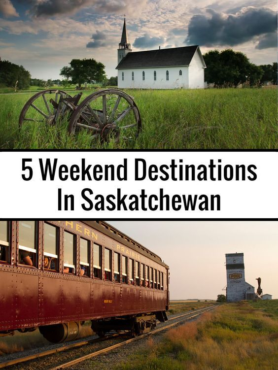 5 Weekend Destinations In Saskatchewan · Kenton de Jong Travel - 5 Weekend Destinations In Saskatchewan