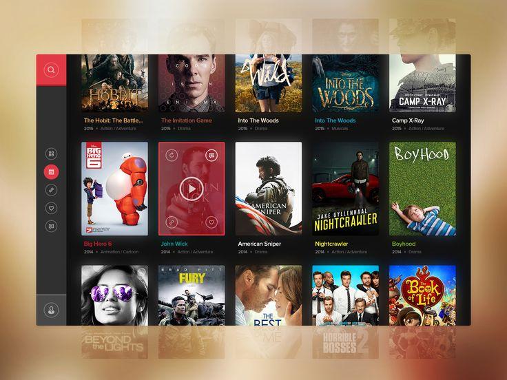 Movies widget