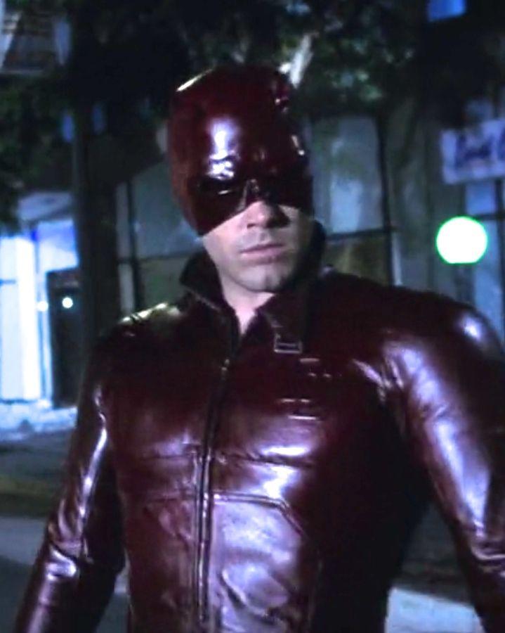 Daredevil Reboot Costume Daredevil Ben Affleck ...