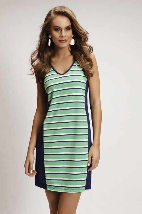 8154LST Freda Dress