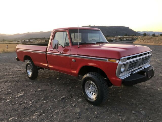1976 Ford F250 4x4 Ranger Xlt New Paint New Upholstery 390 V 8 Runs Great For Sale Photos Technical Specifications Description In 2020 Ford F250 F250 Ford