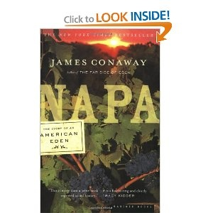 Napa: The Story of an American Eden: James Conaway: 0046442257985: Amazon.com: Books--a really well researched book on the Napa Valley, its history and politics.