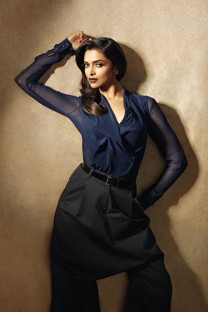 Suit up. #Deepika #Bollywood