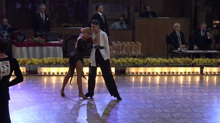 WDSF World Championship Junior II Ten Dance*COSMIN SI MARIA*Finala Latino