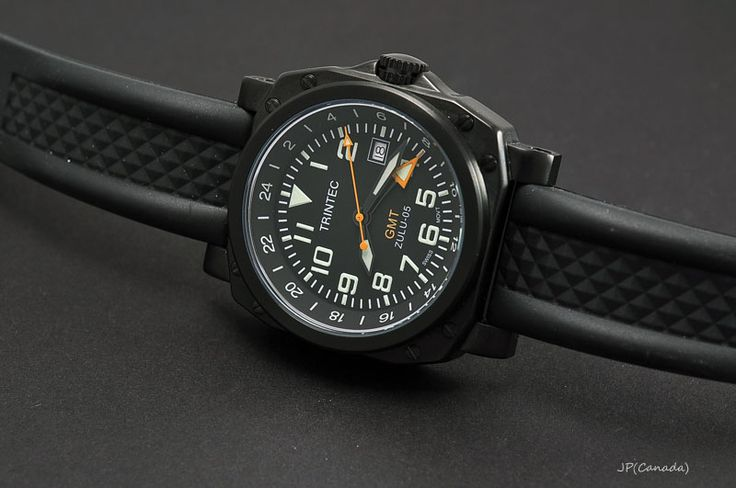 The very popular ZULU-05 GMT Aviator Watch