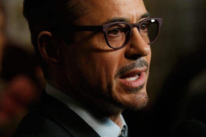 The governor of California pardoned Robert Downey Jr. on Thursday for a nearly 20-year-old felony drug conviction that sent the Oscar-nominated actor to jail for nearly a year.
