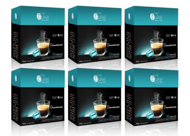 Solo 7 Promocion 60 Capsulas De Cafe Compatibles Con Nespresso