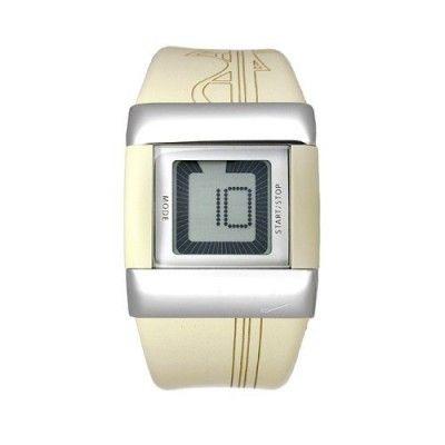 Relógio Nike Women's C0027-772 Merge Uplift Vegas Gold Digital Watch #Relogios #Nike