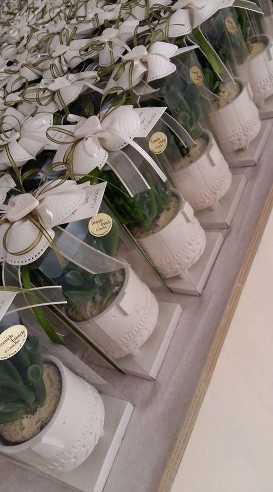 Bomboniere Matrimonio | Ceramica per passione