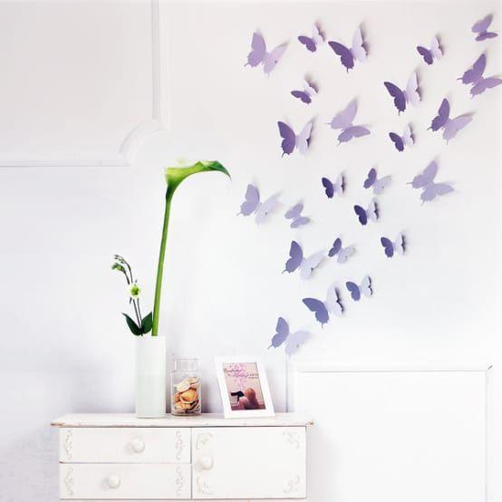 Die besten 25+ Lavendel schlafzimmer Ideen auf Pinterest Lila - schlafzimmer im shabby chic wohnstil