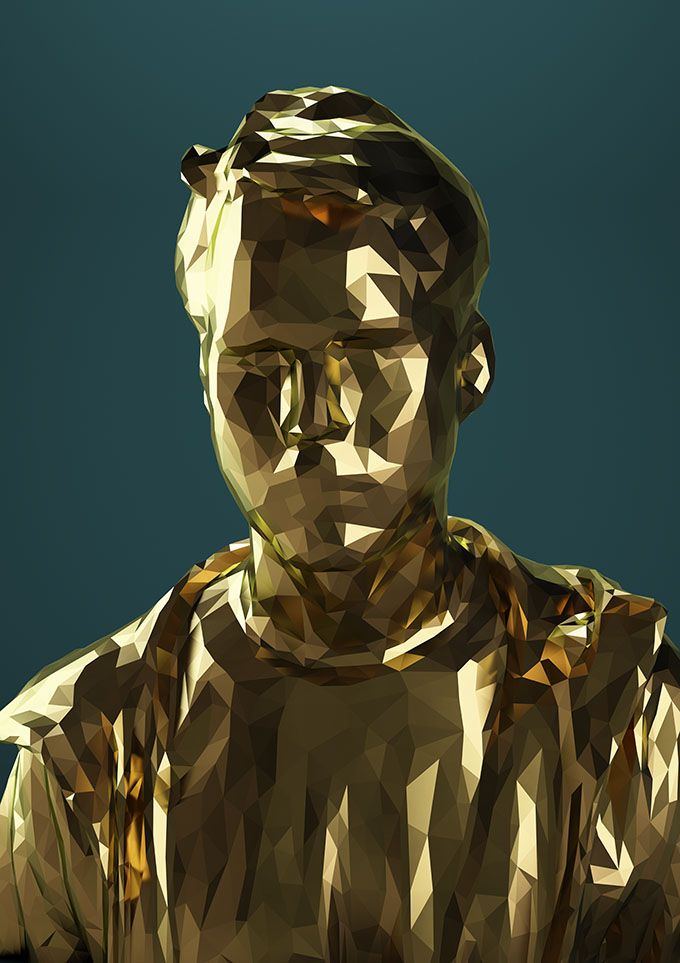 Mike Pelletier – Kinetic Portraits - The Cool Hunter