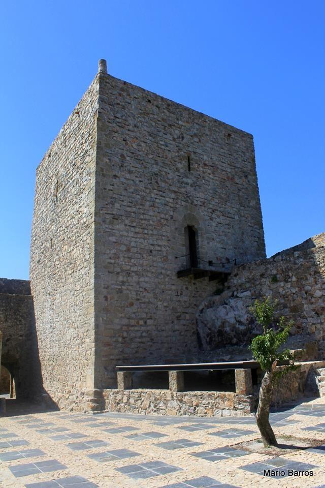 Marvao Castle, Marvao,  Alentejo