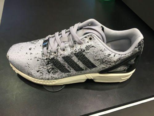 Adidas Zx Flux Grey Multicolor