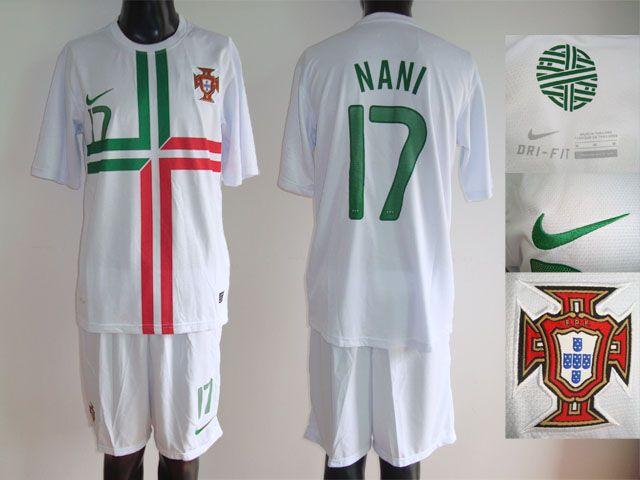 $25 for 12-13 Portugar Away 17# Soccer Jersey. Buy Now! http://hellodealpretty.com/12-13-Portugar-away-17--soccer-jersey-productview-159834.html #Portugar #soccer #jersey