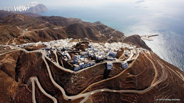 Greece, Cyclades, Anafi
