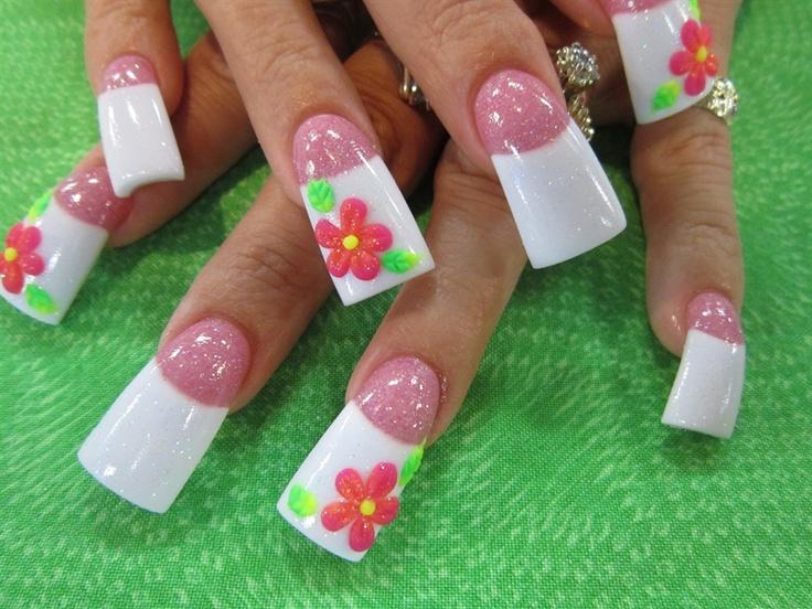79 best NAILS- 3D images on Pinterest | Fingernail designs, Nail ...