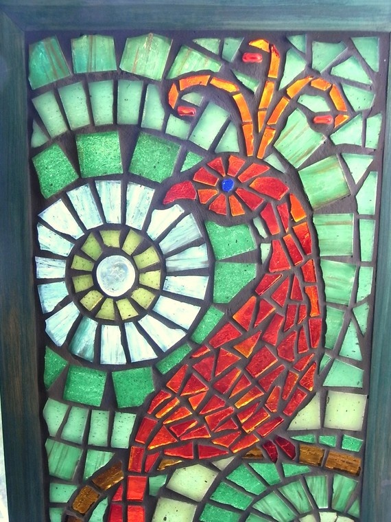 17 Best Images About Mosaic Window Ideas On Pinterest