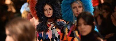 UNIVERSO PARALLELO: La collezione autunno/inverno di Miuccia Prada