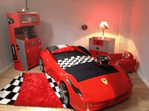 10 Best Car Beds Images On Pinterest Kids Car Bed Boy Beds And