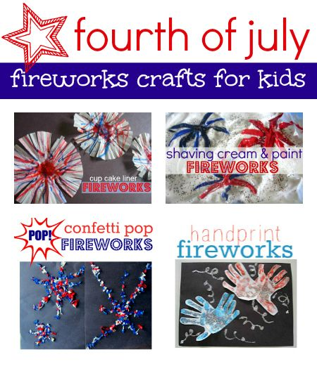 4th of july crafts at home