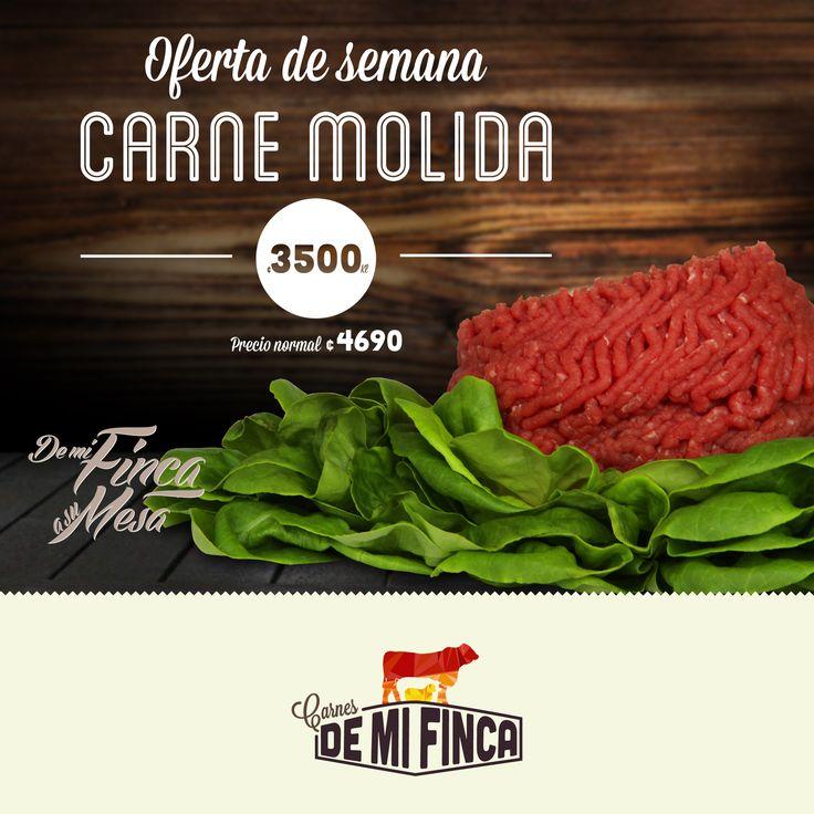 Ofertas de semana mes de Julio  #carnes #carnicería #ofertas #diseño