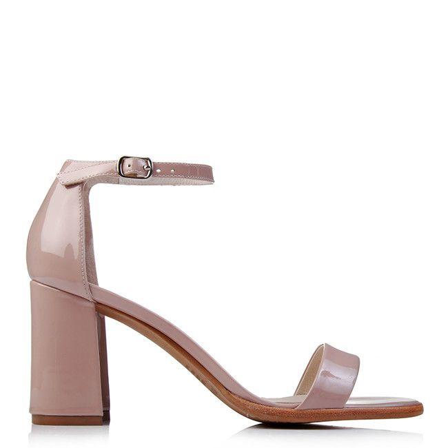Classic Blush Sandal