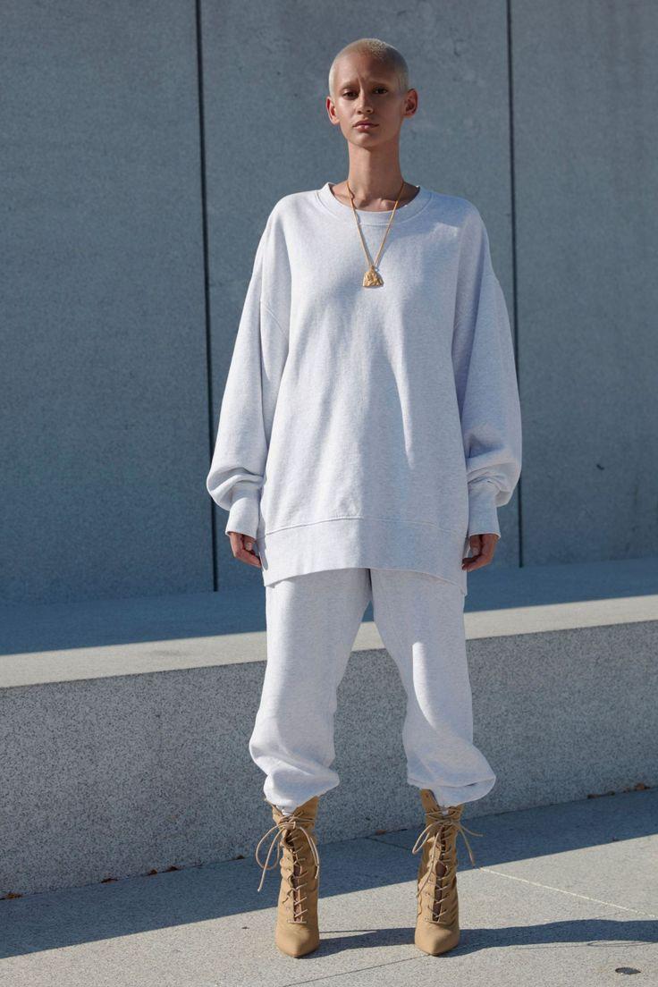 Yeezy Season 4, look no. 6 - Cosmopolitan.com