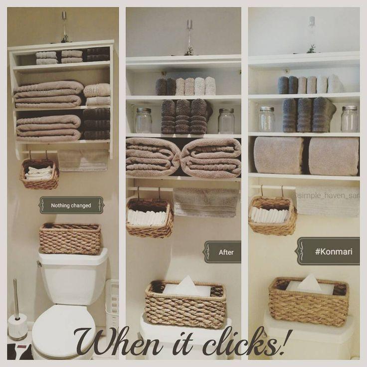 Rolled Towels In Bathroom: Best 25+ Folding Bath Towels Ideas On Pinterest