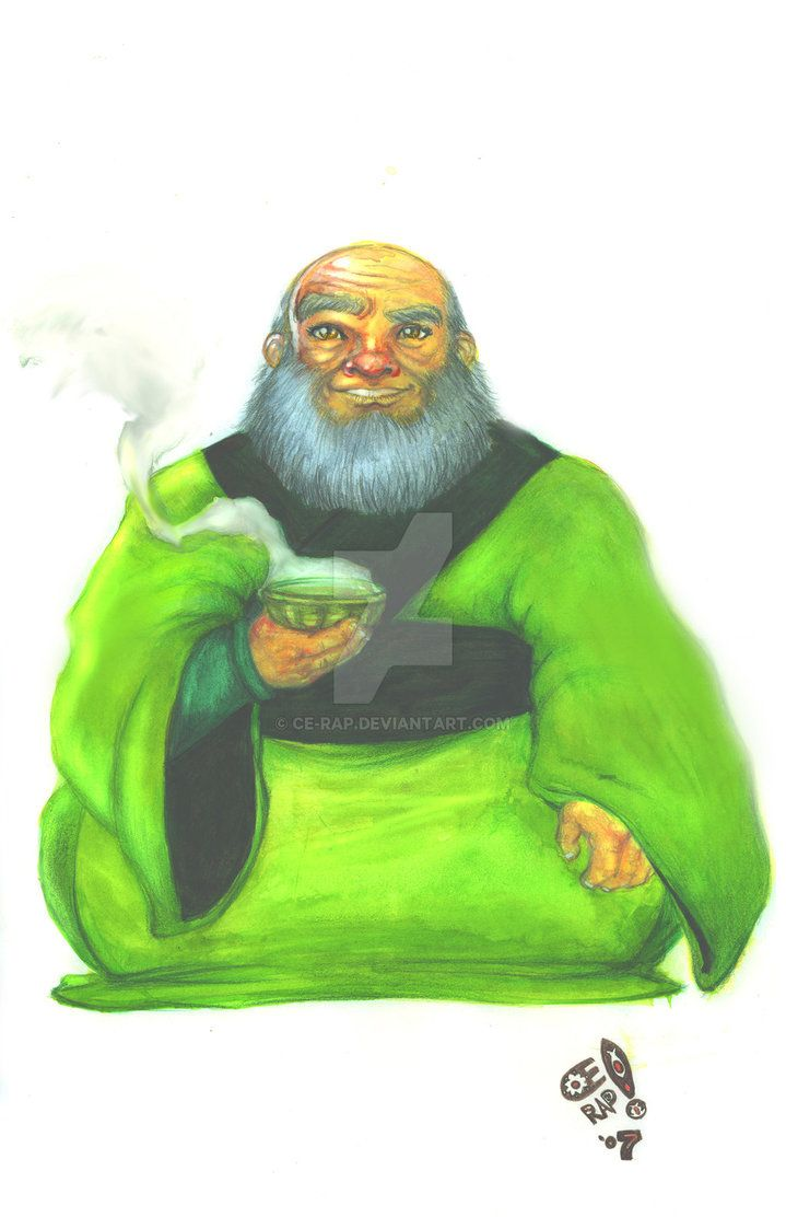 Iroh Commission By Ce Rap Deviantart Com On Deviantart A Lenda