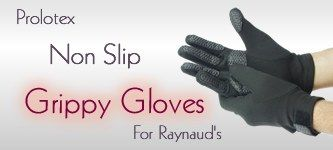 Raynaud's Gloves & Socks - FIR Gloves and Socks for treating Raynauds Syndrome and reynaud's attacks