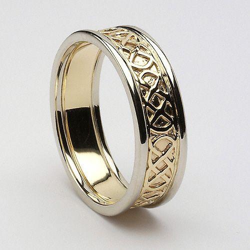 20 best weding rings images on Pinterest Celtic rings Wedding