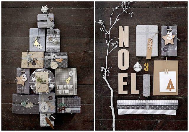 5 tipů z Nordic Day na originální balení vánočních dárků