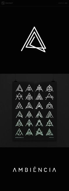 A ---- Ambiencia / Click on the enlarged image to see an animation of the symbols
