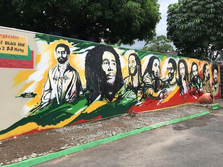 ジャマイカ・キングストン  Jamaica Kingston